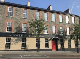 Foyle Hotel, hotel in Moville