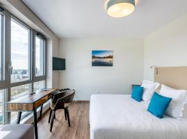 All Suites Bordeaux Marne – Gare Saint-Jean, hotel in Bordeaux