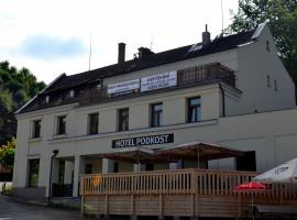 Hotel Podkost – hotel w mieście Libošovice