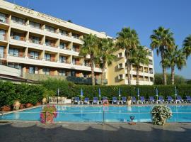 Hotel Nettuno, hotel en Catania
