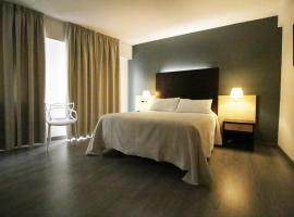 Nest Style Santiago, отель в городе Сантьяго-де-Компостела