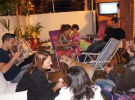Share Guest Hostel - Congonhas, hotel in São Paulo