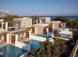 Golden Sun Resort - Adults Only, hotel a Kalamákion