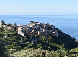 Sea view Cornelia, hotel in Corniglia