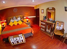 Hotel Chocolate, отель в городе Гуанахуато