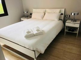 Apartment near the beach, Convention C. & free parking, hotel near Besos Metro Station, Barcelona