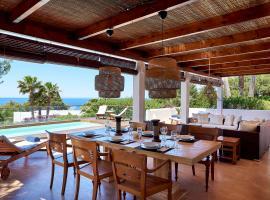 Can Mares, hotel near Cala Conta Beach, Cala Tarida