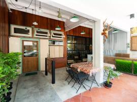 방콕에 위치한 홈스테이 IsHOME& Hashery