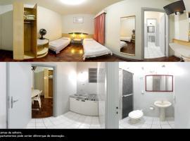 Hotel Flat Paraty, apartment in Curitiba