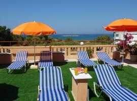 Ilona Apartments Chania, hotel near Golden Beach, Kato Daratso