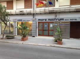 Mare Nostrum Petit Hôtel, hotell i Pozzallo