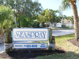 The Sea Spray Resort, motel in Siesta Key