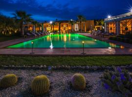Villa Imperiale, hotel in Marrakesh