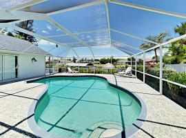 2822 SE 6th Ave Home, holiday rental in Cape Coral