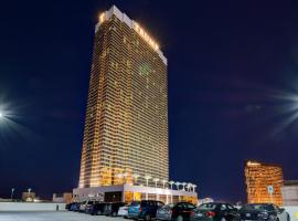 Trump Tower Condo Hotel, hotel near Adventuredome at Circus Circus, Las Vegas