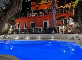 B&B Villa del Sole Relais, hotel pet friendly a Agrigento