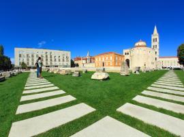 Apartments Maruna Self check-in, hotel in Zadar