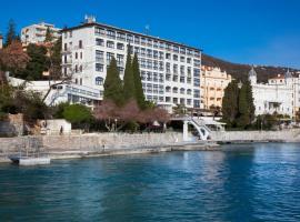 Hotel Kristal, отель в Опатии