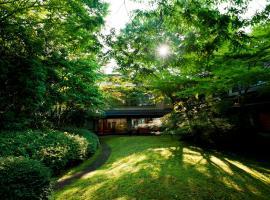 Ranzan, ryokan a Kyoto