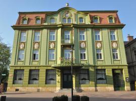 Grand Hotel Praha, hotel v destinaci Jičín