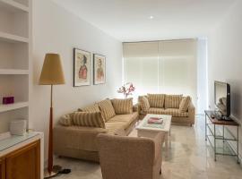 Apartamento Deluxe Santa Justa - Nervión, hotel cerca de Estación de tren de Santa Justa, Sevilla