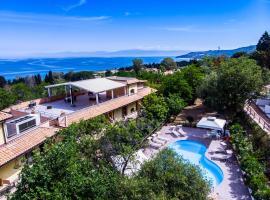 Hotel Cannamele Resort, hotell i Parghelia