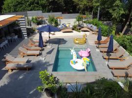 Opatija Hills Ika Luxury Apartments, hotel with jacuzzis in Ika