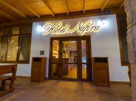 Napra, hotel in Tsandrypsh