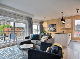 The City Life, accessible hotel in Quebec City