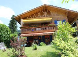 Ferienwohnung Schauberger, pet-friendly hotel in Oberammergau