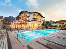 Sport & Wellness Hotel Cristallo, hotel near Terme of Levico and Vetriolo, Levico Terme