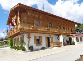 Gästehaus Eschenhof, Hotel in Reit im Winkl
