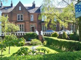 Glenaldor House, hotel near Dumfries and County Golf Club, Dumfries