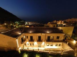 Cerri Hotel, hotel a Castellammare del Golfo