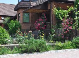 Guest House Edelveys, pet-friendly hotel in Kamennomostskiy