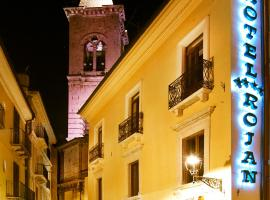 Hotel Rojan, hotel in Sulmona
