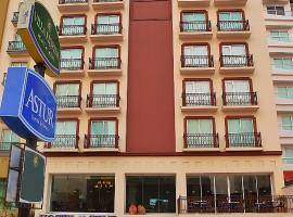 Astur Hotel & Residence, hotel en Veracruz