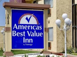 Americas Best Value Inn - Mountain View, hotel in Mountain View
