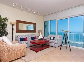 Sapphire, serviced apartment in South Padre Island