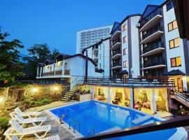 Orlitsa Hotel, hotel in Gelendzhik
