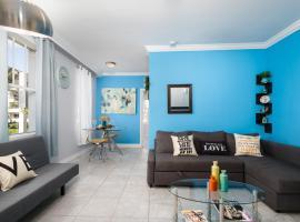 Holiday Apartment on Lincoln Road, apartamento em Miami Beach