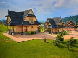 Folk Resort Domki i Apartamenty, apartment in Murzasichle