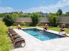 Sur le quai, hotel near Carcassonne Golf Course, Carcassonne