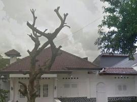ndalem eRPe, vila di Yogyakarta