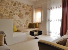 Esterina's Apartments, pet-friendly hotel in Plataniás