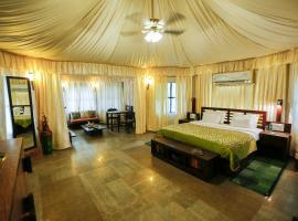 Tathastu Resort, accessible hotel in Khawāsa