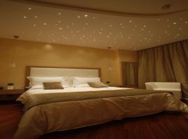 Hotel Villa Esperia, отель в Таормине