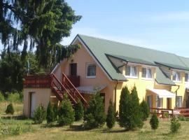 Agroturystyka Zielona Polana, hotel near Kaszyby Etnographic Park, Wąglikowice