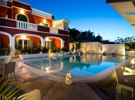 Mediterraneo, hotell i Selva di Fasano