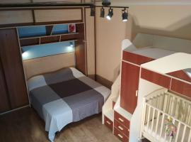 Studio in Moskow center, hotel near Gorky Park, Moscow
